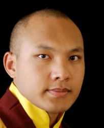 His Holiness the Karmapa