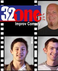 321 Improv Comedy