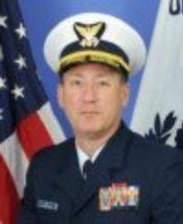 Rear Admiral Robert E. Day Jr.