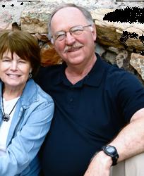 Ann and Gary Kochenberger