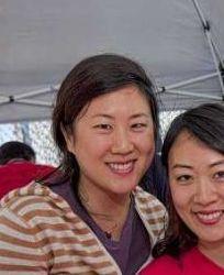 Janet Chung and Ann Chung Mellman