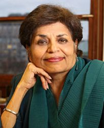 Vishakha N. Desai