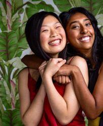 Priya Vulchi and Winona Guo