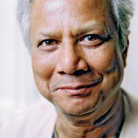 Muhammad Yunus Headshot