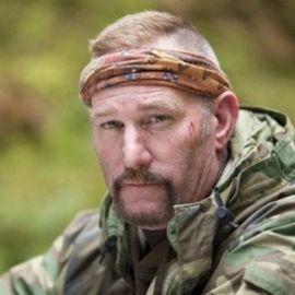 Dave Canterbury Headshot