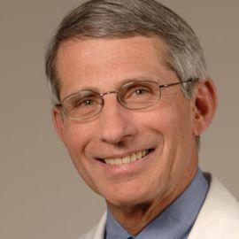 Dr. Anthony Fauci Headshot
