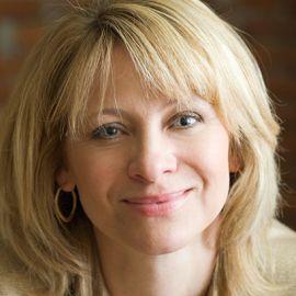 Leslie Sbrocco Headshot
