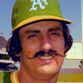 Rollie Fingers Headshot