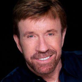 Chuck Norris Headshot