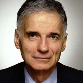 Ralph Nader Headshot