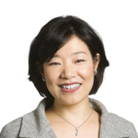 Kumi Yokoe, Ph.D. Headshot