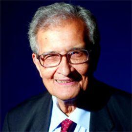Amartya Sen Headshot