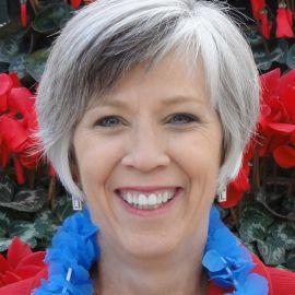 Vicki Hess, RN, MS, CSP Headshot