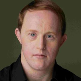 Chris Burke Headshot