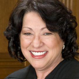 Sonia Sotomayor Headshot