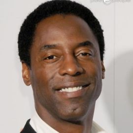Isaiah Washington Headshot