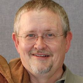 Orson Scott Card Headshot