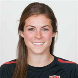 Kelley O'Hara Headshot
