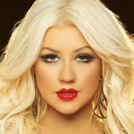 Christina Aguilera Headshot