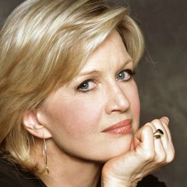 Diane Sawyer Headshot