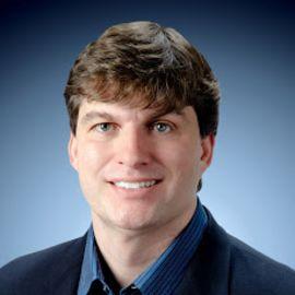 Dr. Michael Burry Headshot