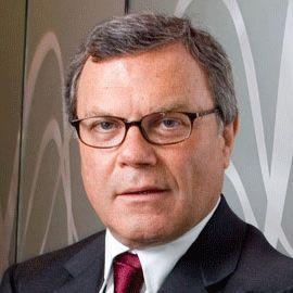 Martin Sorrell Speaker Agent