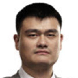 Yao Ming Headshot