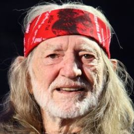 Willie Nelson Headshot