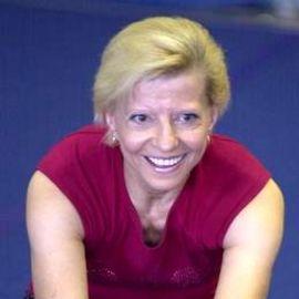 Olga Korbut Headshot