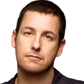Adam Sandler Headshot
