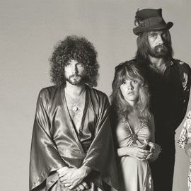 Fleetwood Mac Headshot