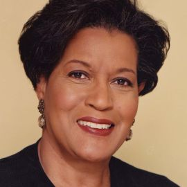Myrlie Evers-Williams Headshot