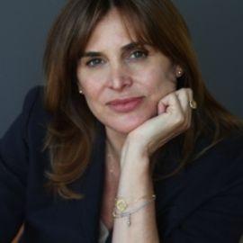 Janine di Giovanni Headshot