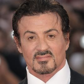 Sylvester Stallone Headshot