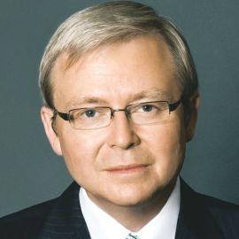 Kevin Rudd Headshot