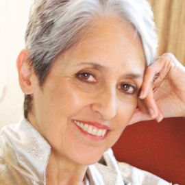 Joan Baez Headshot