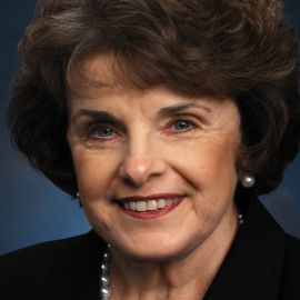 Dianne Feinstein Headshot