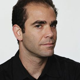 Pete Sampras Headshot