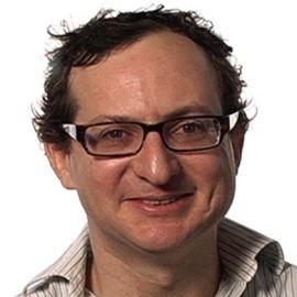 Josh Lieb Headshot