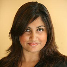 Rupal Parekh Headshot