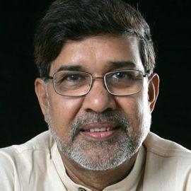 Kailash Satyarthi Headshot