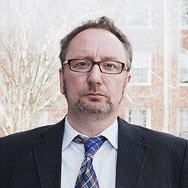 Mark Blyth Headshot