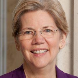 Elizabeth Warren Headshot