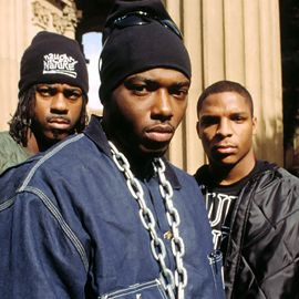 Naughty by Nature Speaker Agent
