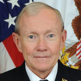 General Martin E. Dempsey Headshot