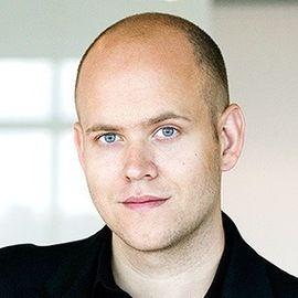 Daniel Ek Headshot