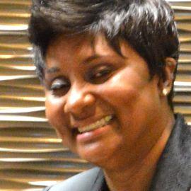 Margo Hickman Headshot