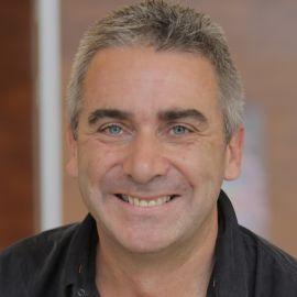 Prof. Peter Fisk Headshot