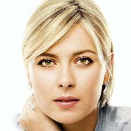 Maria Sharapova Headshot