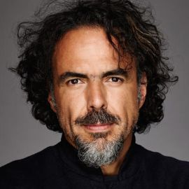 Alejandro Iñárritu Headshot